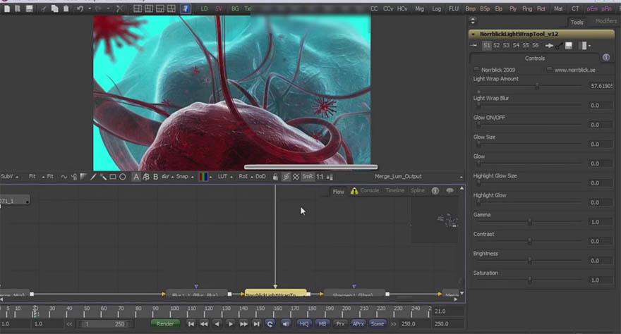 cmiVFX - Fusion 微生物细胞制作教程