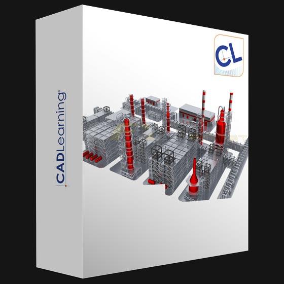AutoCAD Plant 3D学习指南视频教程