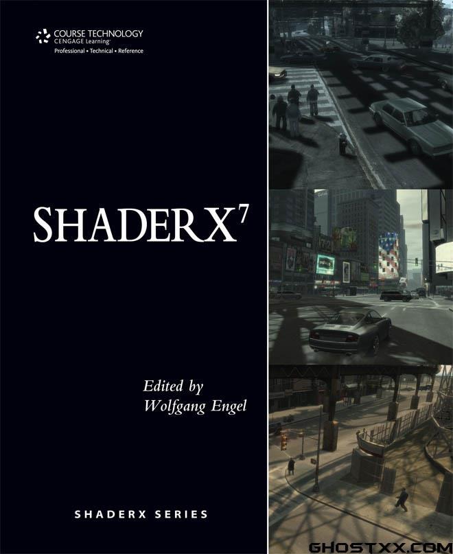 Shaderx7 cd room