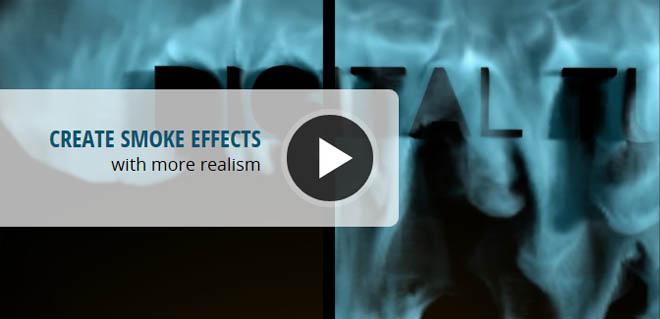 Digital Tutors - 探索不同类型的烟雾在3ds Max和FumeFX
