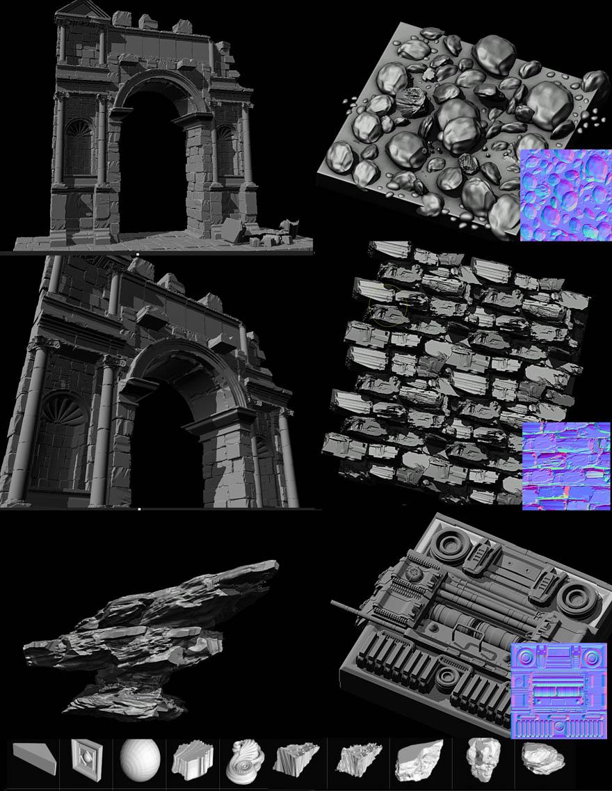 Gumroad - 3D Coat 使用教程
