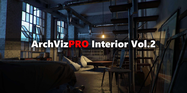 Unity – ArchVizPRO Interior Vol.2