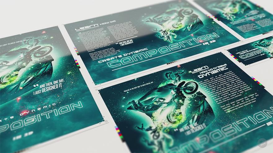 Pluralsight - 掌握Adobe CC创意设计印刷技能