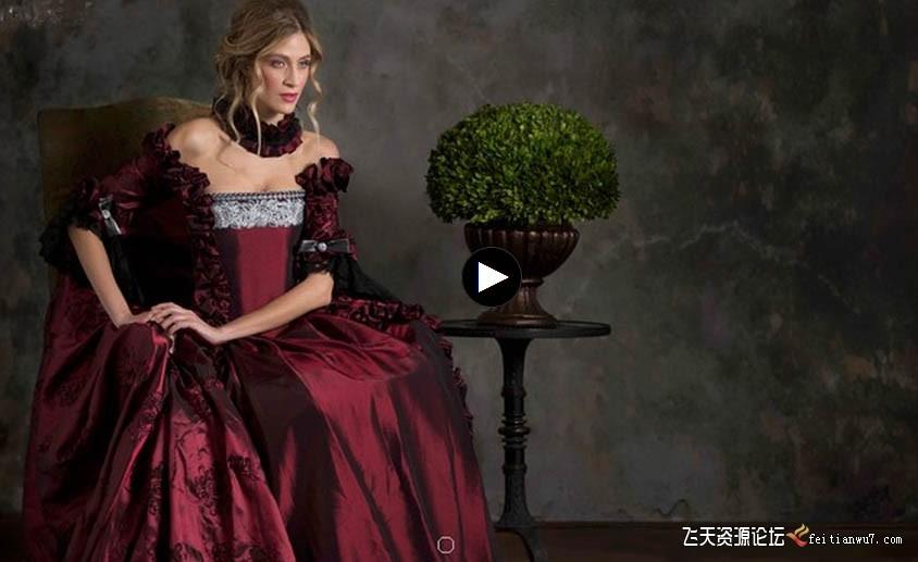 Scott Kelby专业时尚婚纱拍摄视频教程-摄影教程