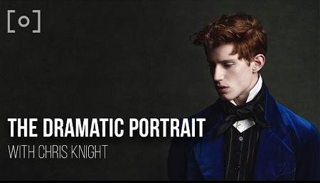 RGGEDU -Chris Knight故事情绪肖像摄影布光及后期修饰教程