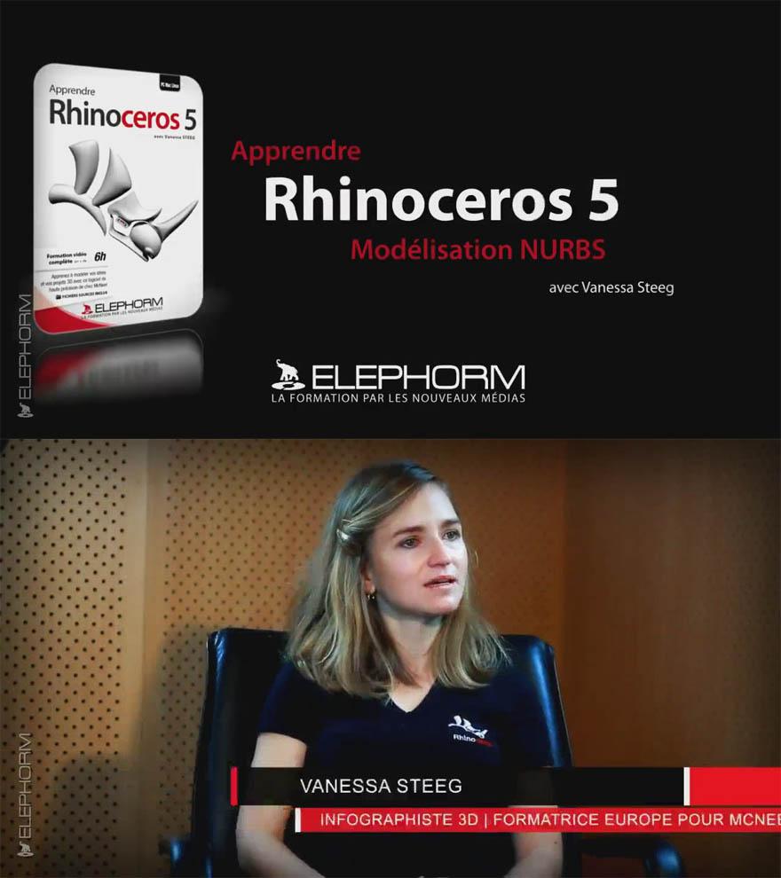 lephorm - 犀牛 3D 学习教程