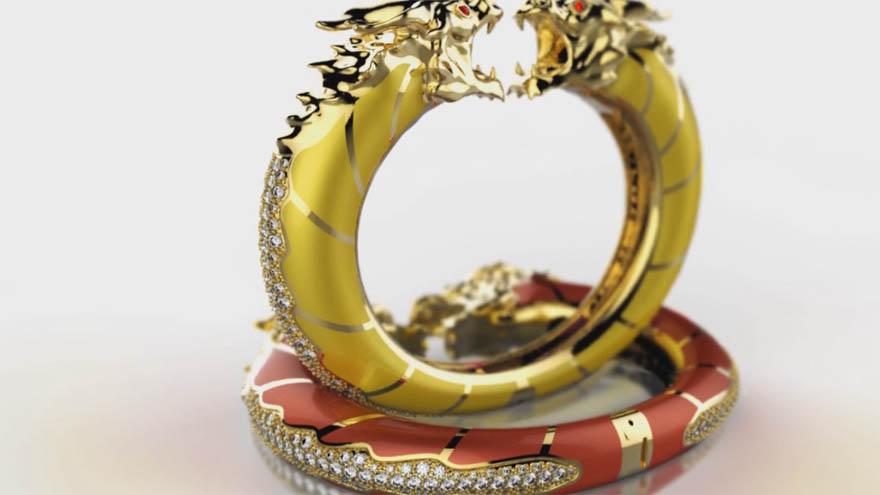Digital Tutors - Modeling a Bracelet in Rhino and ZBrush
