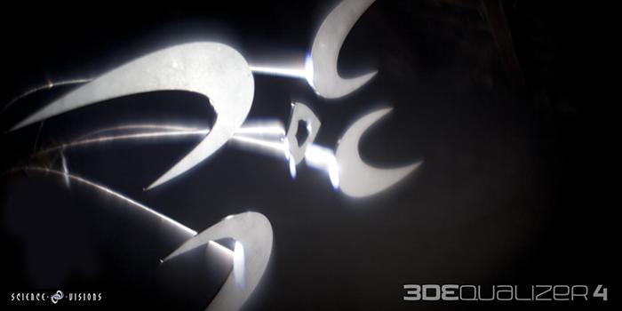 世界领先的3D跟踪软件