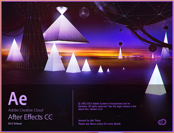 Adobe After Effects CC 2015 13.7.1 Win