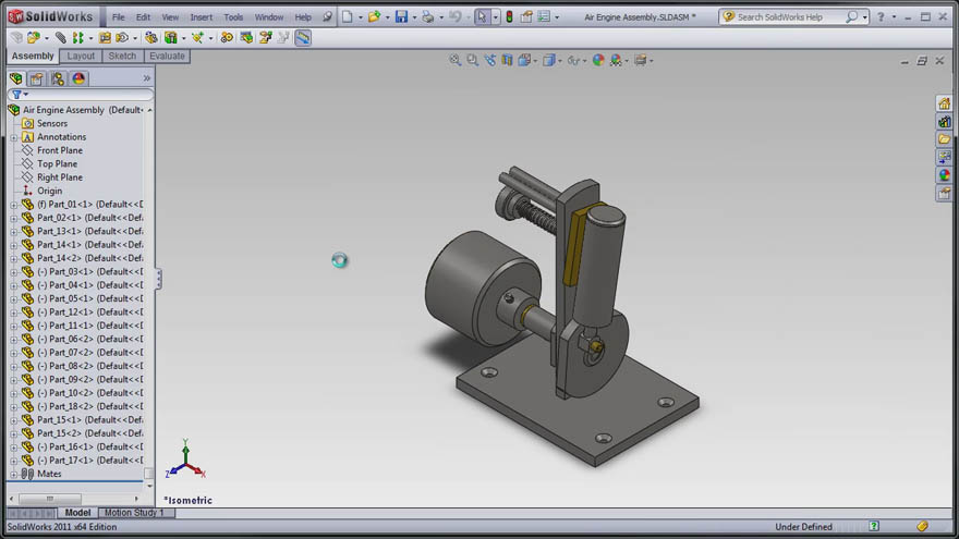 Udemy - Solidworks 入门教程