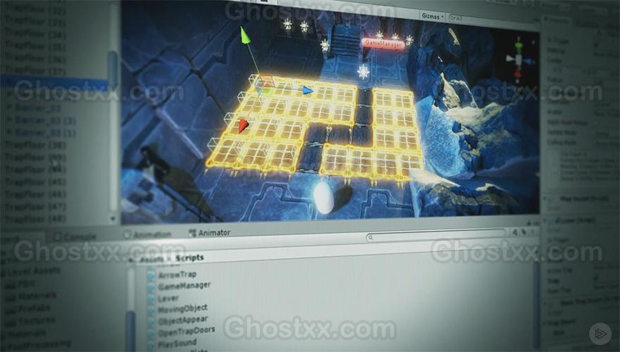 Pluralsight - Designing Game Puzzles in Unity
