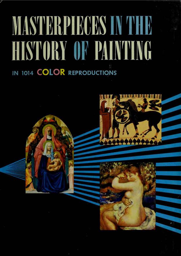 绘画史上的杰作 英文版电子书