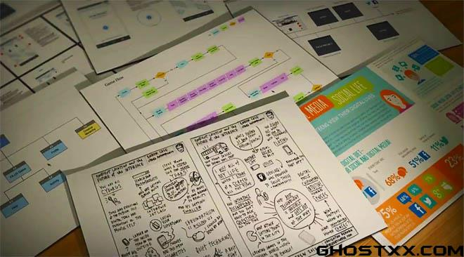 Digital Tutors - 探索学习手机游戏原型的UX进程