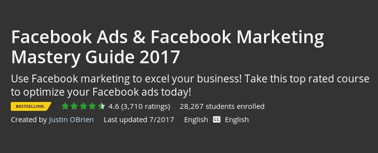 Facebook Ads & Facebook Marketing Mastery Guide 2017