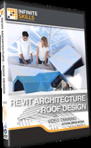InfiniteSkills - Revit Architecture - Roof Design Training Video