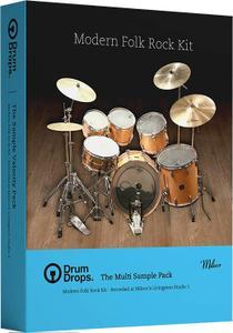 Drumdrops Modern Folk Rock Kit MULTiFORMAT