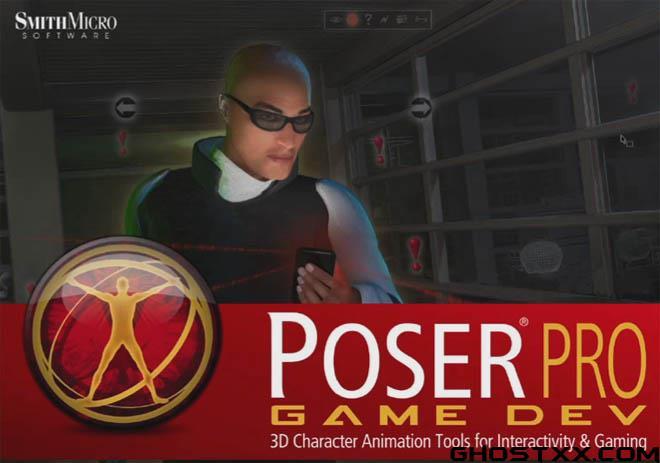 InfiniteSkills - Poser Pro 游戏开发基础