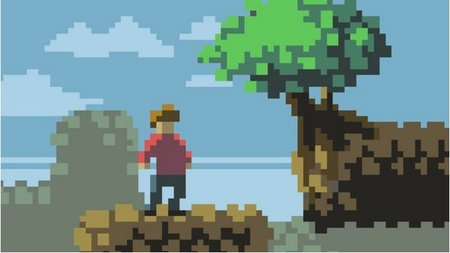 Learn to Create Pixel Art for your Game
